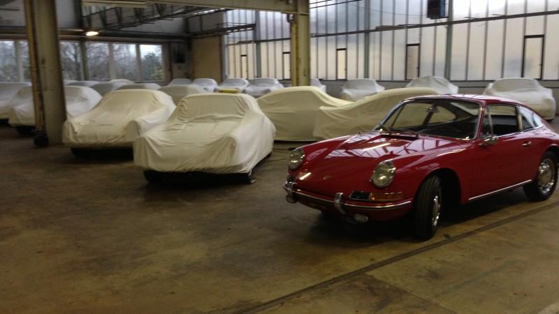 Spiegel.TV-Doku: 50 Jahre Porsche 911.