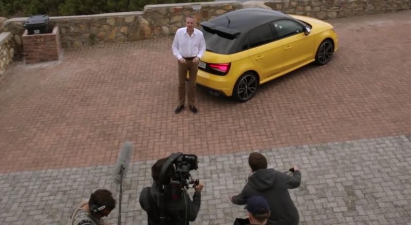 Audi S1 Weltpremiere